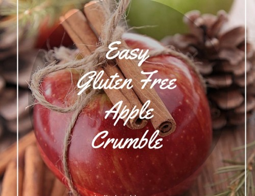 Easy Gluten Free Baked Apple Desert