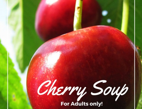 Cream of Cherry Soup